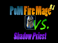 Lvl 90 PoM Fire Mage vs Shadow Priest PvP Duel How to Guide Patch 5.1 by Droon
