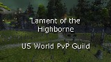 Lament of the Highborne Guild Trailer